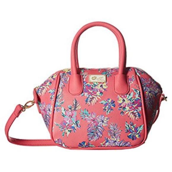 4eab7aa12d3 Betsey Johnson Bags   Quinn Mini Satchel Shoulder Bag Nwt   Poshmark